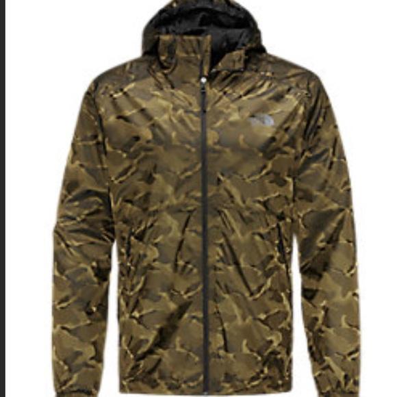 ecd262c7e Men's North Face Millerton Camo Jacket - Medium